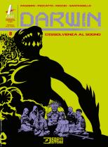 Dissolvenza al sogno - Darwin 08 cover