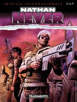 Tradimento - Nathan Never 344 cover