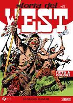 Le grandi pianure - Storia del West 11 cover