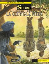 La giungla nera - Le Storie 89 cover