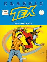 Pat l'irlandese - Tex Classic 77 cover