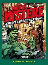Frankenstein 2020 - Martin Mystère Le Nuove Avventure a Colori Seconda Serie 06 cover