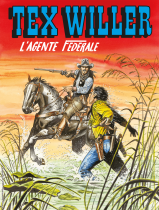 L'agente federale - Tex Willer 18 cover
