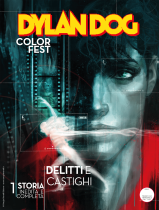 Delitti e castighi - Dylan Dog Color Fest 33 cover