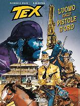 Tex. L'uomo dalle pistole d'oro