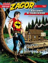 Lungo il fiume - Maxi Zagor 39 cover