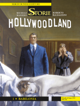 Hollywoodland 1 - Babilonia - Le Storie 93 cover