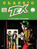 Il villaggio fantasma - Tex Classic 86 cover