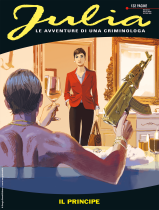 Il principe - Julia 262 cover