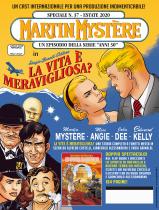 La vita è meravigliosa? - Speciale Martin Mystère 37 cover