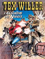 I razziatori del Nueces - Tex Willer 24 cover