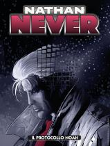 Il protocollo Noah - Nathan Never 353 cover