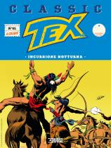 Incursione notturna - Tex Classic 95 cover
