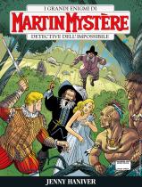 Jenny Haniver - Martin Mystère bimestrale 372 cover