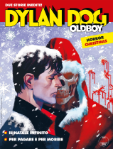 Dylan Dog Oldboy 4 cover