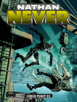 Check Point 23 - Nathan Never 355 cover