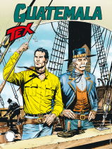 Guatemala - Tex 722 cover