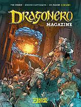 Dragonero Magazine 2020 cover