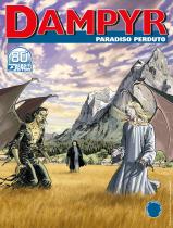 Paradiso perduto - Dampyr 250 cover
