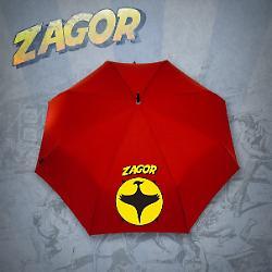 Ombrello Zagor - Rosso
