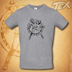 T-shirt Tax Ranger - Grigia