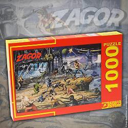 Il puzzle dei nemici di Zagor