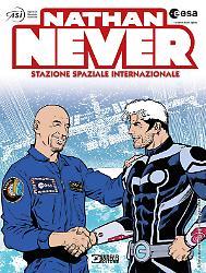 Nathan Never - Stazione Spaziale Internazionale - Variant