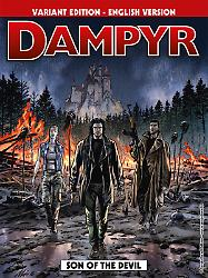 Dampyr 1-2 - Variant inglese