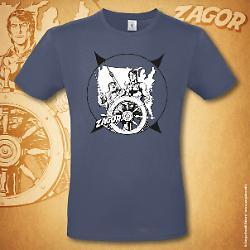 T-shirt Zagor - Nave