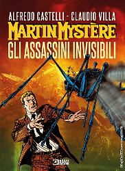 Martin Mystère. Gli assassini invisibili