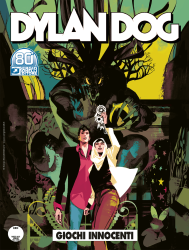 Giochi innocenti - Dylan Dog 414 cover