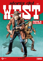 Il ponte - Storia del West 24 cover