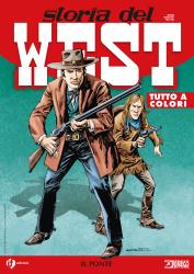 Il ponte - Storia del West 24 cover