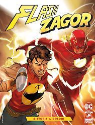 Flash/Zagor cover