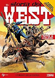 I forzati della gloria - Storia del West 26 cover