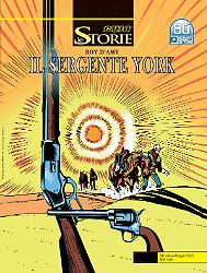Il sergente York - Le Storie Cult 103 cover
