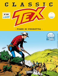 Piani di vendetta - Tex Classic 109 cover