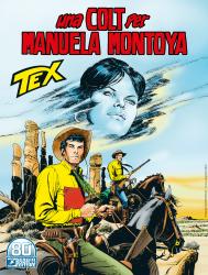 Una colt per Manuela Montoya - Tex 728