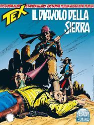 Il Diavolo della Sierra - Tex Nuova Ristampa 470