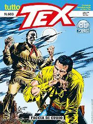 Faccia di cuoio - Tutto Tex 603