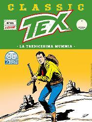 La tredicesima mummia - Tex Classic 111