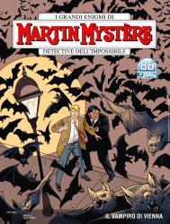 Il vampiro di Vienna - Martin Mystère 377