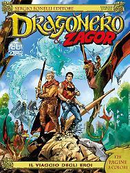 Il viaggio degli eroi - Speciale Dragonero