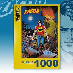 Le Origini - Zagor puzzle