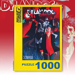 Avversari - Dylan Dog Puzzle