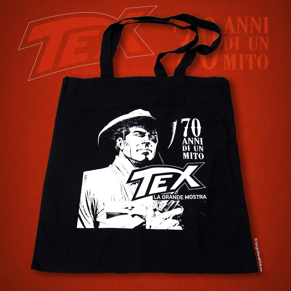 Shopper Tex 70 - Nera