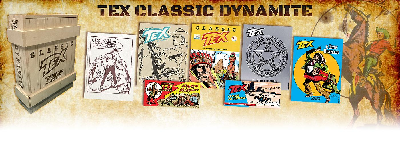Tex Classic Dynamite