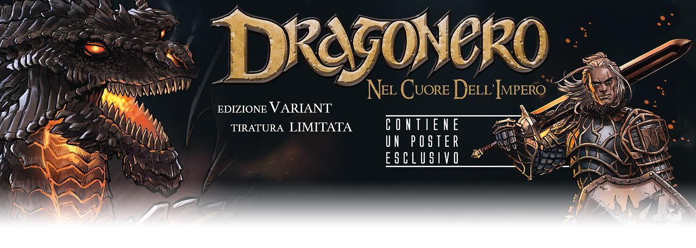 Dragonero 46 variant banner Shop