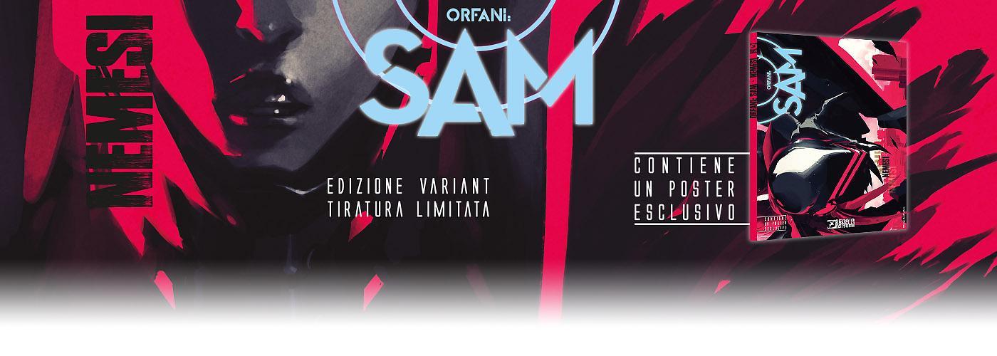 Orfani Sam 01 variant banner Shop