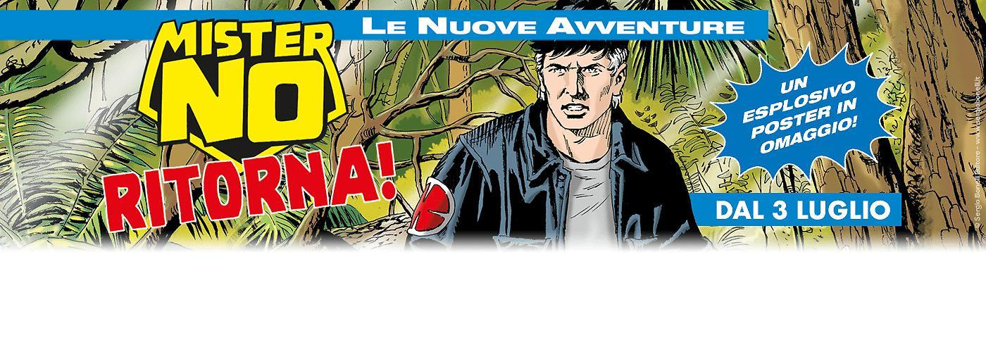 Mister No Le Nuove Avventure 01 ecomerce